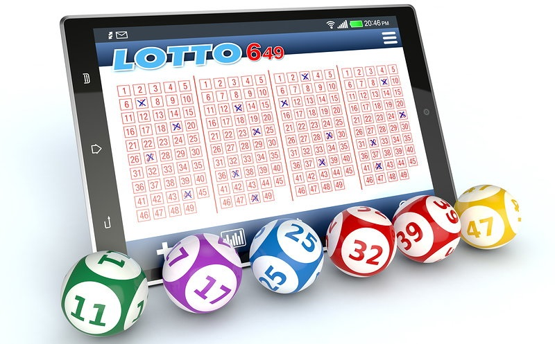 online lottery site